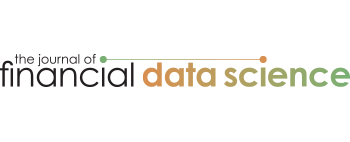 The Journal of Financial Data Science